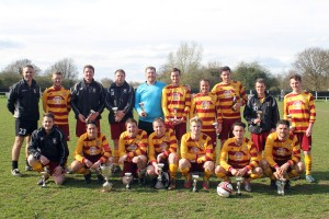 Braintree & North Essex Sunday League Division One Cup Final
